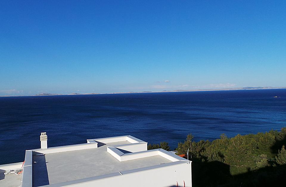 Ausblick Panorama Villa Murter